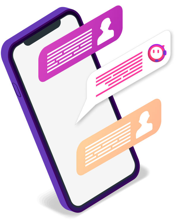 Chatbot for crm