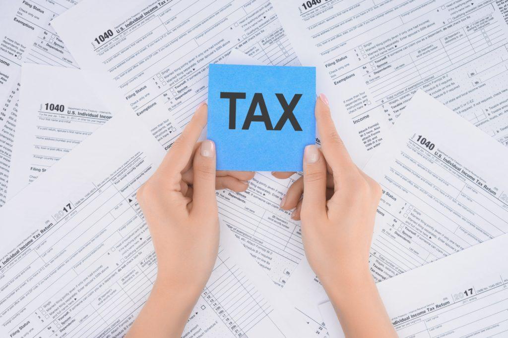 ค่าลดหย่อนภาษี 2563